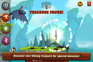 DreamWorks Dragons: TapDragonDrop screenshot #5