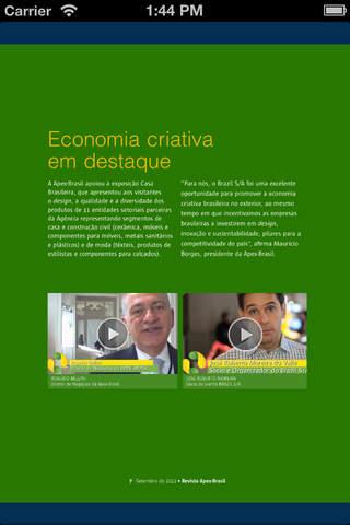 Revista Apex-Brasil - náhled