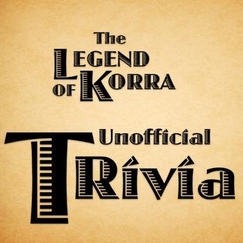 The Legend of Korra Trivia