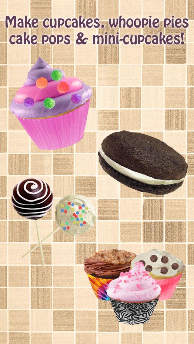 Cupcakeroo! screenshot 1