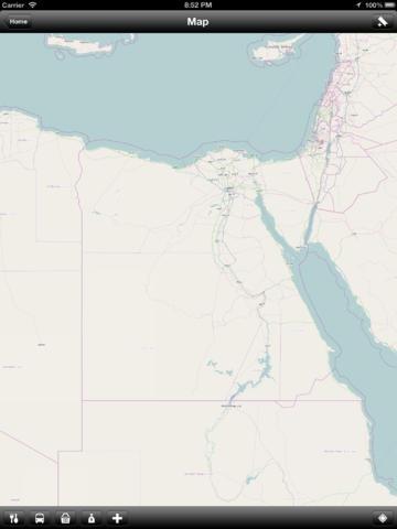 Offline Egypt Map - World Offline Maps screenshot 8