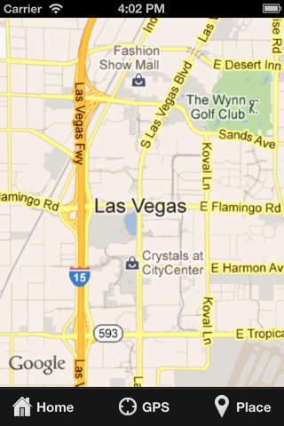Las Vegas Travel Map screenshot 4