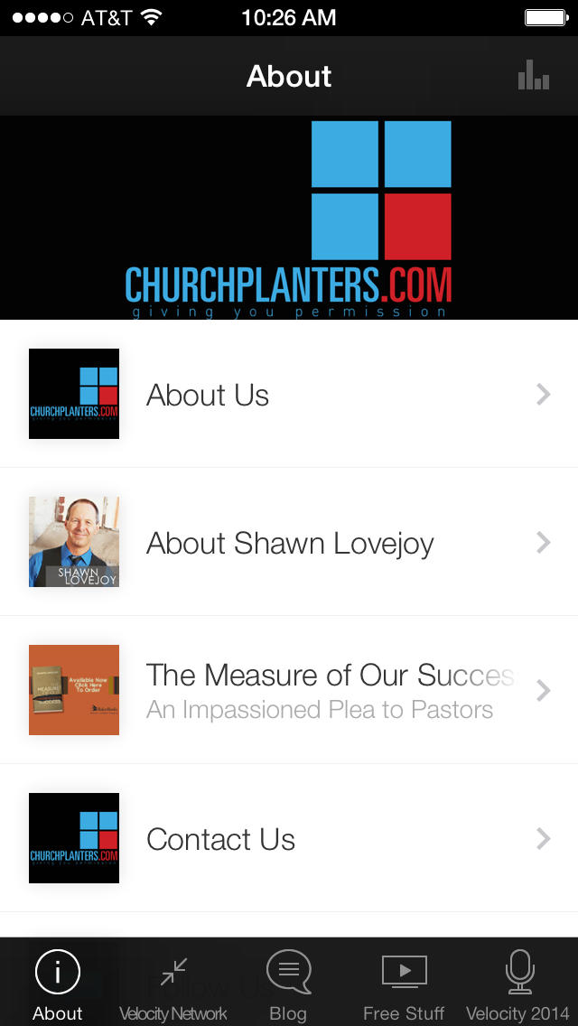 Church Planters screenshot 1