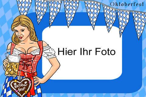 Oktoberfest Card - náhled