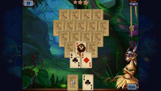 Rainforest Solitaire screenshot 2