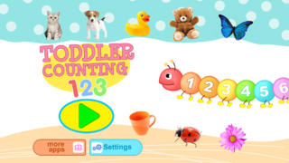 Toddler Counting 123 screenshot 1