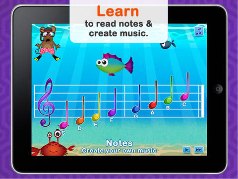 Musical Me! – Kids Songs Music screenshot 2