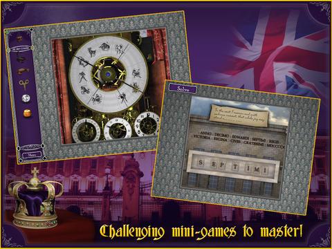 Buckingham Palace: Hidden Mysteries HD screenshot 4