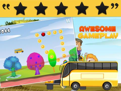 Mysterious Magic School Bus Bounce Pro screenshot 9