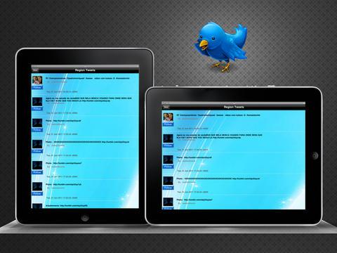Region Tweets Lite screenshot 10