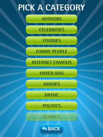 Poptweets HD - The Addictive Celebrity Twitter Trivia Game screenshot 2