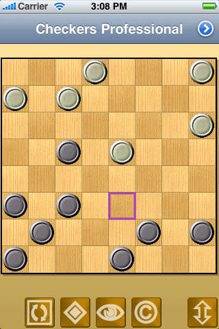 Checkers Professional screenshot 2