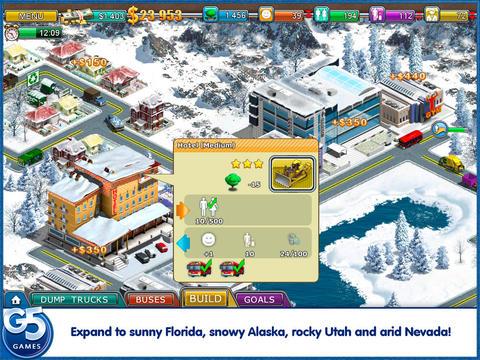 Virtual City 2: Paradise Resort HD (Full) screenshot 2