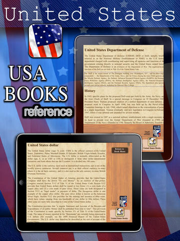 United States Books (reference) screenshot 3