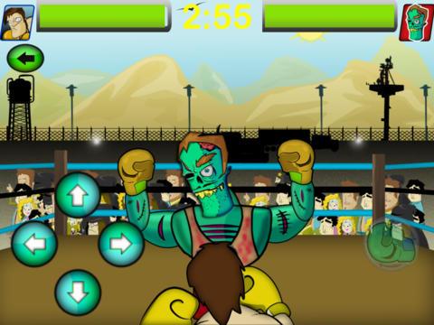 iZombie Boxing screenshot 10