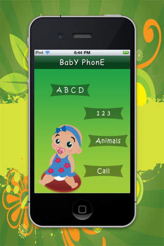 Baby Phone HD Lite screenshot 4