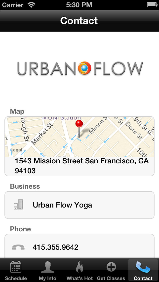 Urban Flow screenshot #5