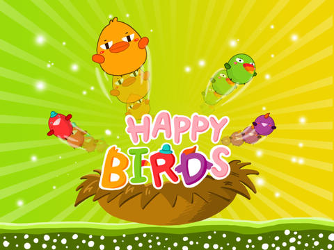 Happy Birds ™ screenshot 5