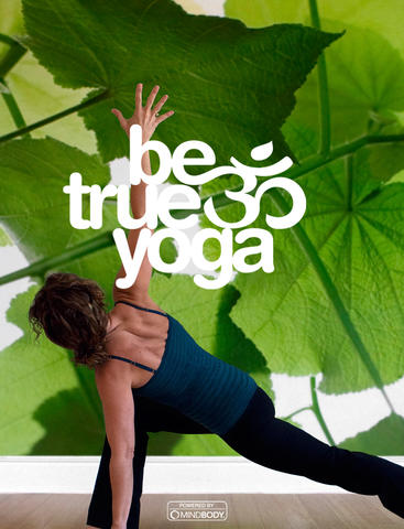 Be True Yoga screenshot #1