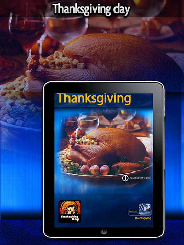 Thanksgiving day screenshot 1