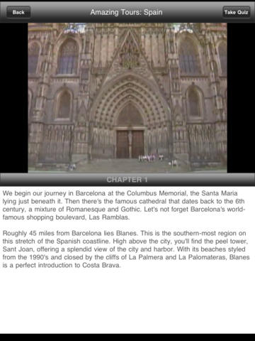 Amazing Tours: Spain screenshot 10