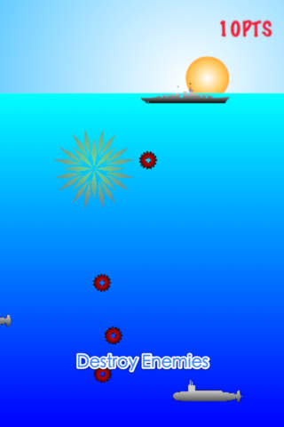Battleships vs Submarines screenshot 4