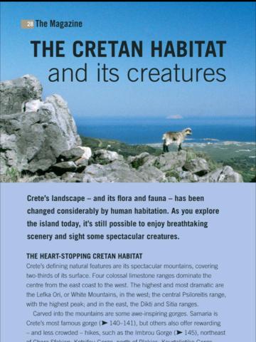 AA Spiral Guide To Crete screenshot 8