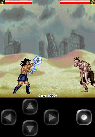 Mad Fighters screenshot 2