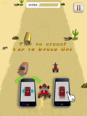 Off Road Rally Race 2 - Nitro Boost screenshot 8