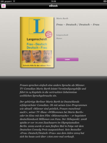 Frau-Deutsch/Deutsch-Frau screenshot 6
