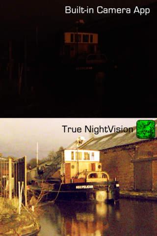 Virtual Night Vision screenshot #1