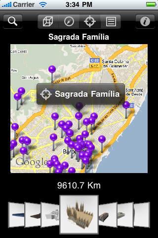 Tour4D Barcelona screenshot 3