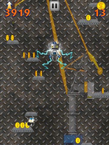 A Tiny Robot Jumping Adventure screenshot 5