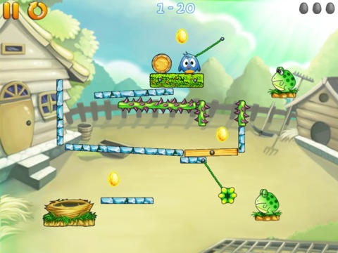 Little Lost Chick HD Lite screenshot 10