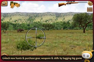 Deer Hunter: African Safari screenshot 5