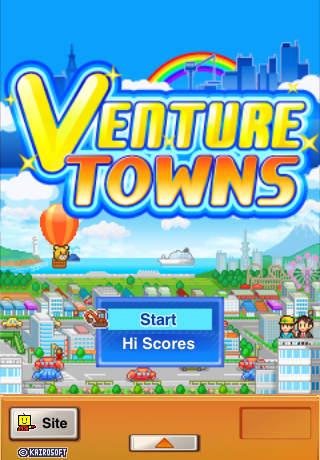 Venture Towns Lite screenshot 5