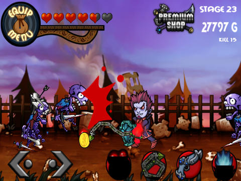 Colosseum Heroes screenshot 6