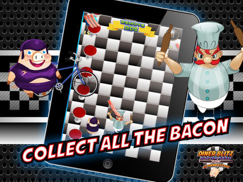 A Diner Blitz Breakfast Dash for Extreme Escape HD - FREE Pig Run Game ! screenshot 7