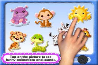 Abby Monkey® - Baby Play Mat Preschool Activity Game for Toddler Explorers screenshot 2