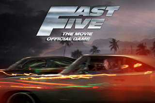 Fast Five the Movie: Official Game screenshot 1