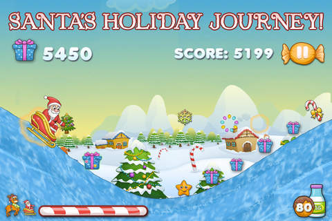 Jolly Journey FREE - Santa Claus Christmas Winter  - náhled