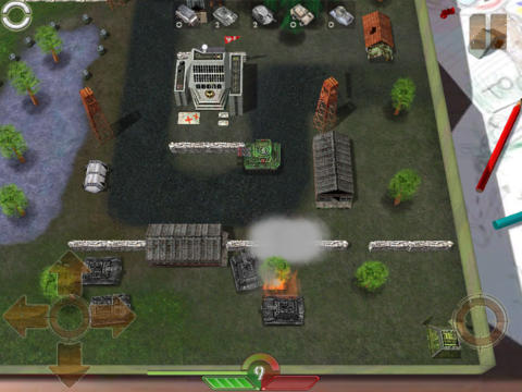 Tank-O-Box HD screenshot 1
