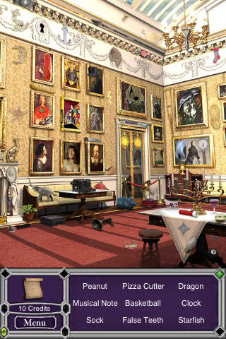Buckingham Palace: Hidden Mysteries Lite screenshot #4