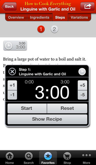 How to Cook Everything screenshot 3