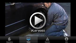Tire Chains Installation screenshot 2