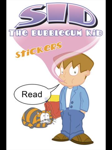Sid, the Bubblegum Kid screenshot 5