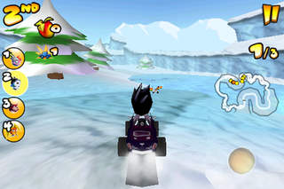 Crash Bandicoot Nitro Kart 2 screenshot 3