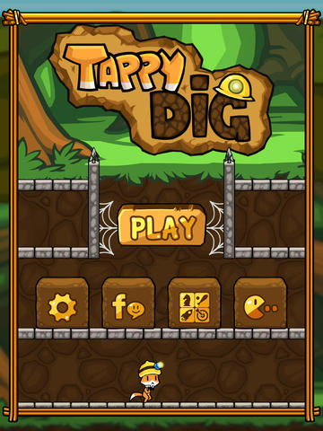 Tappy Dig - Virtual Pet Fox Game screenshot #5