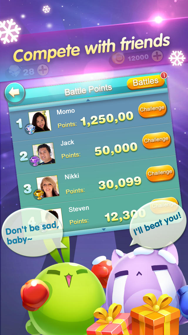 Craz3 Match for WeChat screenshot 5