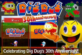 Dig Dug REMIX screenshot #1